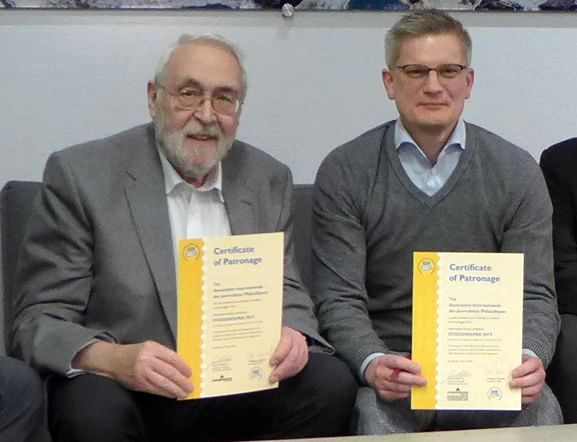 Agreement with AIJP Signed
